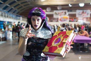 Raven Queen Mokona Cosplay