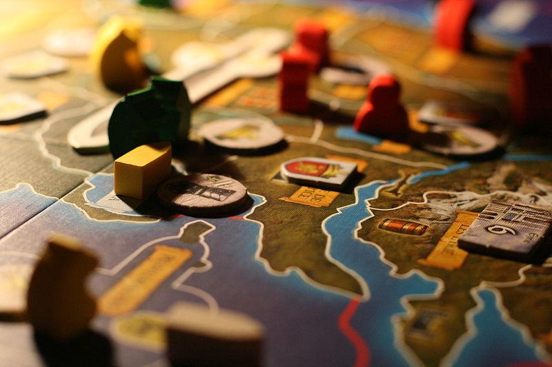 juegos de mesa tesoro arcano