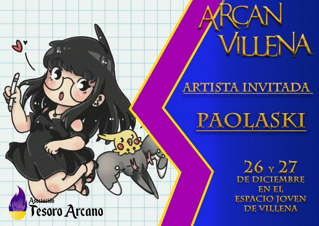 Arcan Arte Paolaski