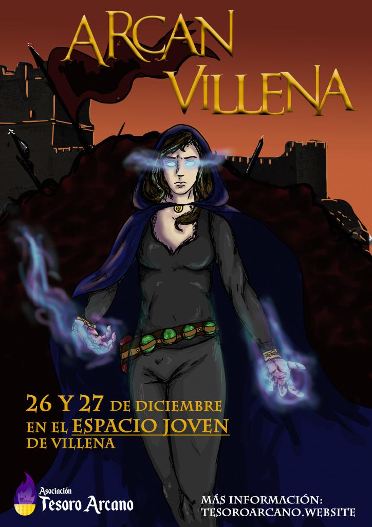 Arcan Villena