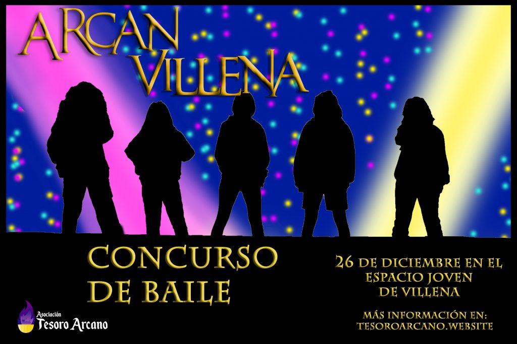 Arcan baile