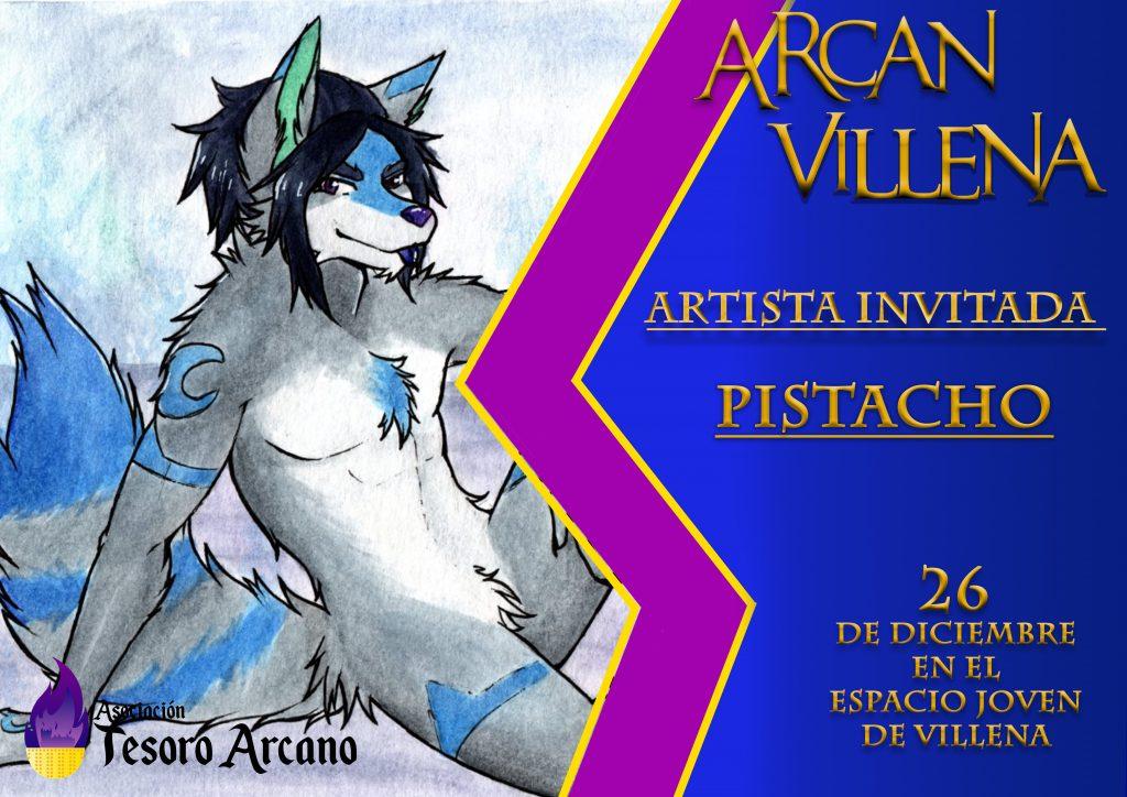 Arcan Arte Pistacho